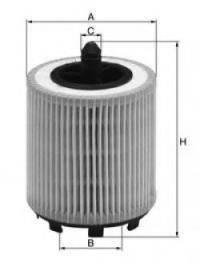 UNIFLUX FILTERS XOE315 Масляный фильтр