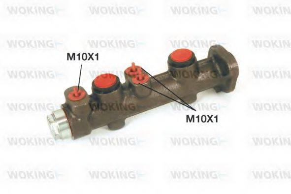 WOKING C101912 Главный тормозной цилиндр