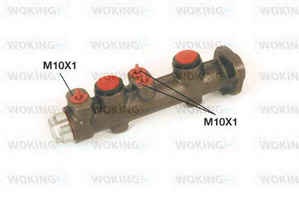 WOKING C101914 Главный тормозной цилиндр