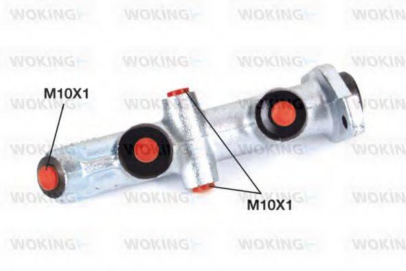 WOKING C101921 Главный тормозной цилиндр