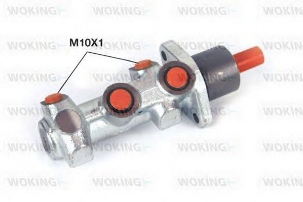 WOKING C102074 Главный тормозной цилиндр