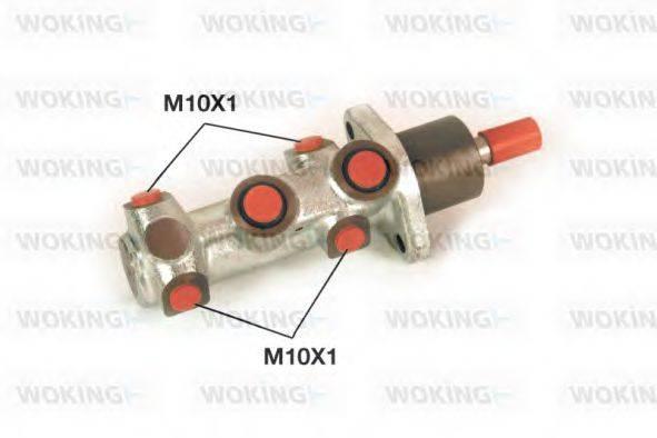 WOKING C102075 Главный тормозной цилиндр