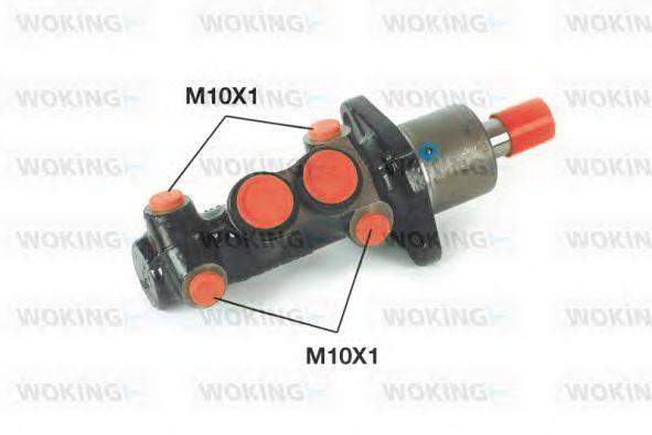 WOKING C102212 Главный тормозной цилиндр