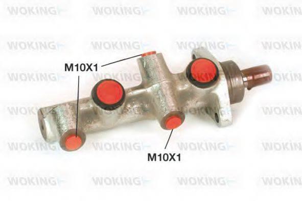 WOKING C102302 Главный тормозной цилиндр