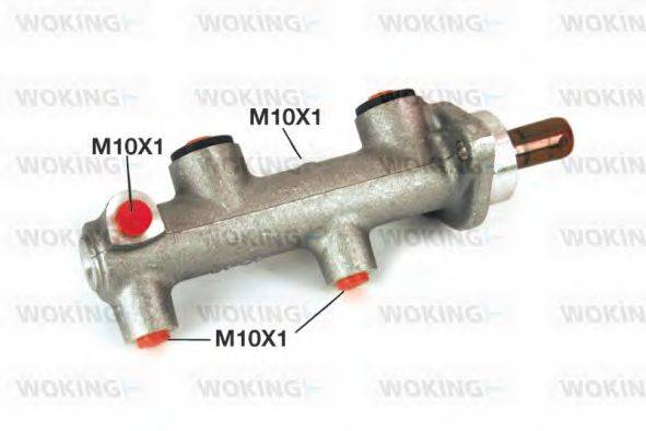 WOKING C102303 Главный тормозной цилиндр