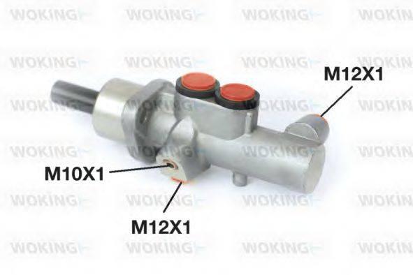 WOKING C102349 Главный тормозной цилиндр