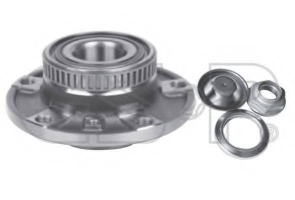 GSP 9237002K Комплект подшипника ступицы колеса