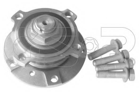 GSP 9400001K Комплект подшипника ступицы колеса