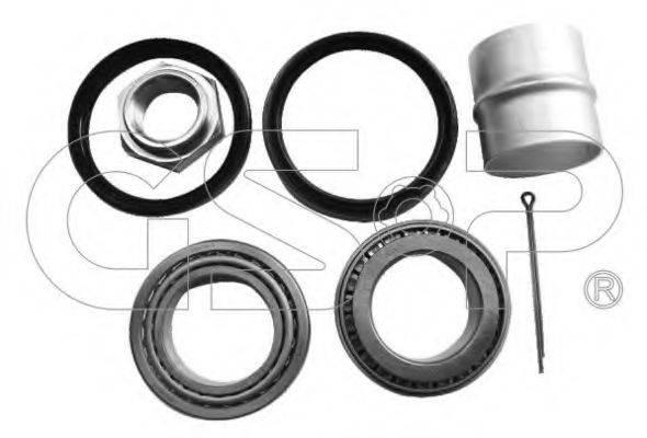 GSP GK3404 Комплект подшипника ступицы колеса