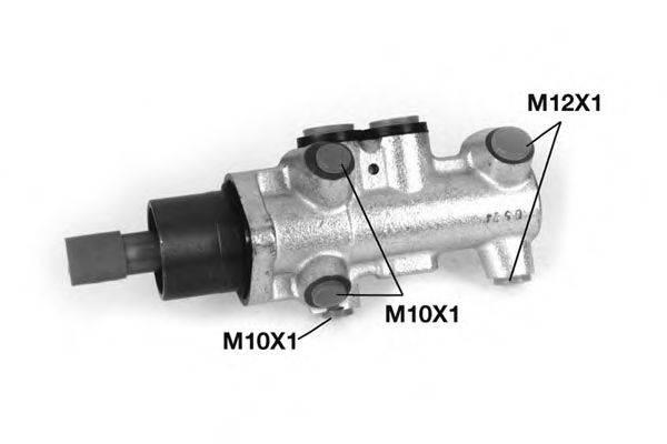 OPEN PARTS FBM126000 Главный тормозной цилиндр