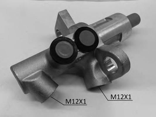 OPEN PARTS FBM139500 Главный тормозной цилиндр