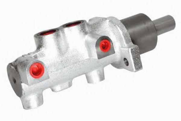 TEXTAR 33049000 Главный тормозной цилиндр