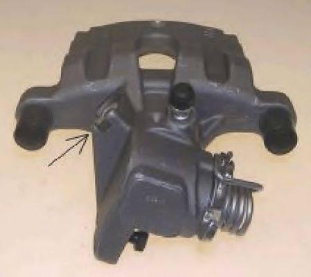 TEXTAR 38041200 Тормозной суппорт