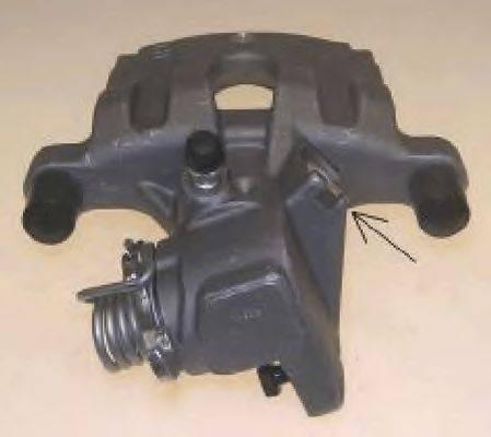TEXTAR 38041800 Тормозной суппорт