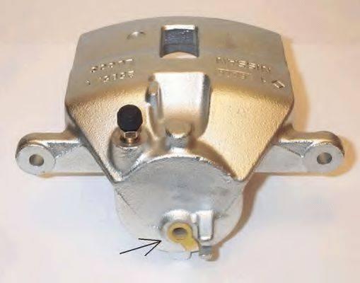 TEXTAR 38081500 Тормозной суппорт