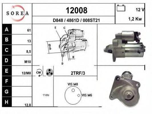 EAI 12008 Стартер