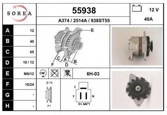 EAI 55938 Генератор