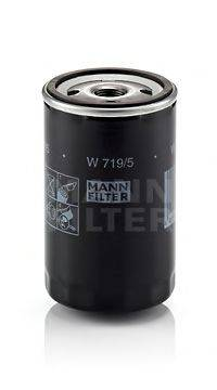 Масляный фильтр MANN-FILTER W 719/5
