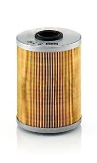 MANN-FILTER P732X Топливный фильтр