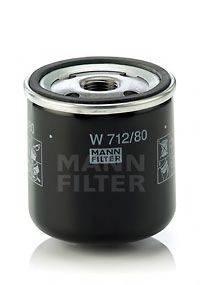 MANN-FILTER W71280 Масляный фильтр