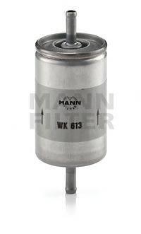 MANN-FILTER WK613 Топливный фильтр