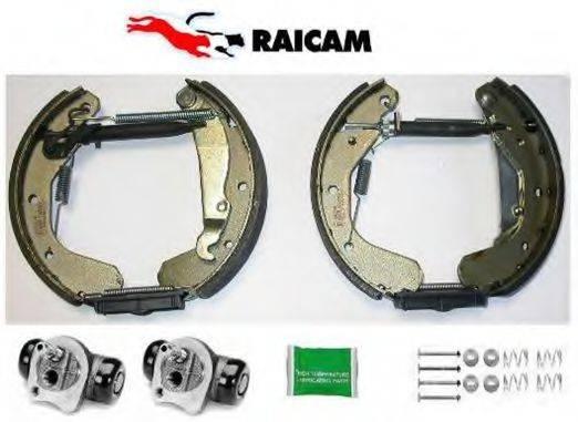 RAICAM 7015RP Комплект тормозных колодок, стояночная тормозная система
