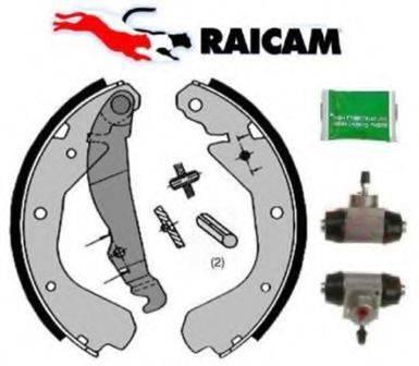 RAICAM 7099RP Комплект тормозных колодок, стояночная тормозная система