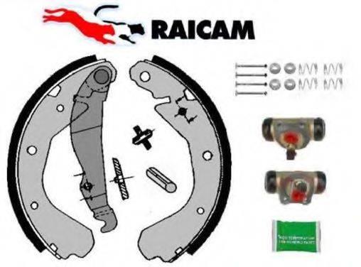 RAICAM 7134RP Комплект тормозных колодок, стояночная тормозная система