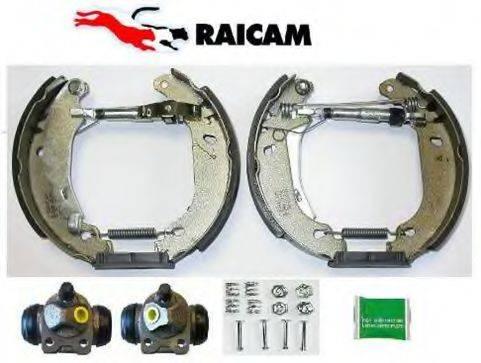 RAICAM 7138RP Комплект тормозных колодок, стояночная тормозная система