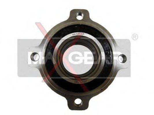 MAXGEAR 330041 Комплект подшипника ступицы колеса
