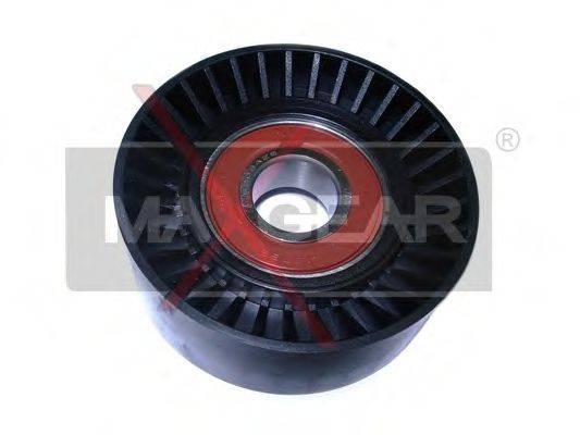 MAXGEAR 540065 Натяжной ролик, поликлиновой  ремень