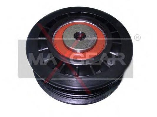 MAXGEAR 540109 Паразитный / ведущий ролик, поликлиновой ремень