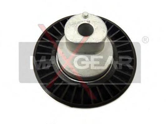 MAXGEAR 540448 Паразитный / ведущий ролик, поликлиновой ремень