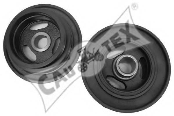 CAUTEX 200914 Ременный шкив, коленчатый вал