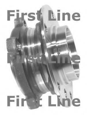 FIRST LINE FBK731 Комплект подшипника ступицы колеса