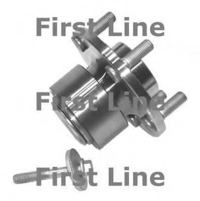 FIRST LINE FBK994 Комплект подшипника ступицы колеса