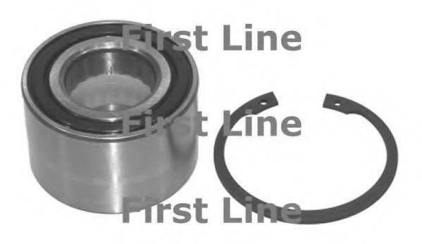 FIRST LINE FBK323 Комплект подшипника ступицы колеса