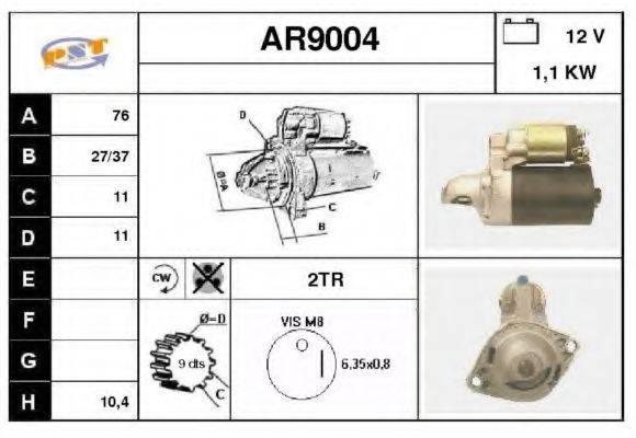 SNRA AR9004 Стартер