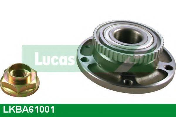 LUCAS ENGINE DRIVE LKBA61001 Комплект подшипника ступицы колеса