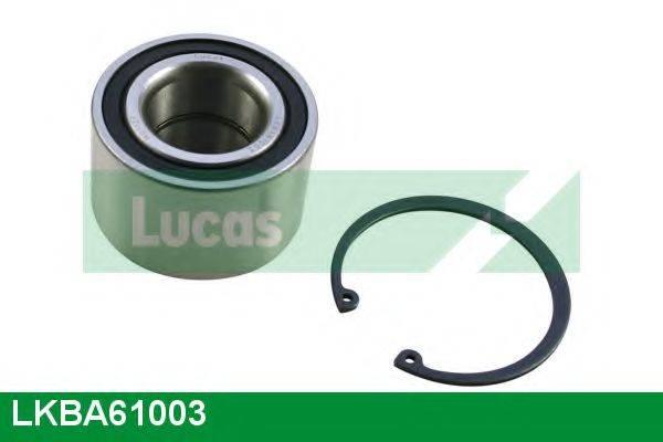 LUCAS ENGINE DRIVE LKBA61003 Комплект подшипника ступицы колеса