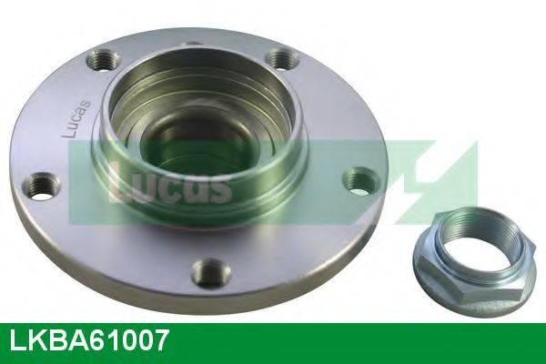 LUCAS ENGINE DRIVE LKBA61007 Комплект подшипника ступицы колеса