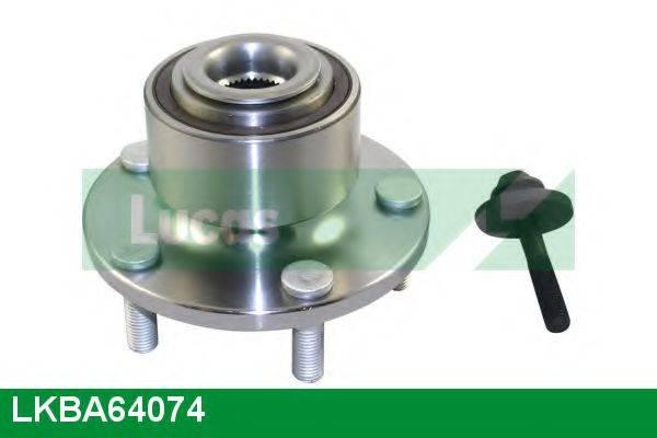 LUCAS ENGINE DRIVE LKBA64074 Комплект подшипника ступицы колеса