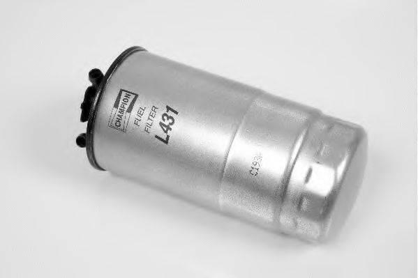 CHAMPION L431606 Топливный фильтр