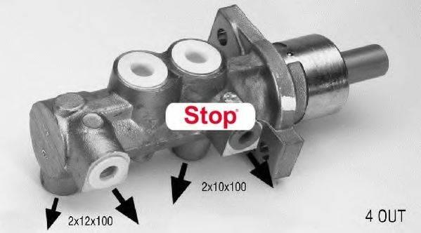 STOP 131854S Главный тормозной цилиндр