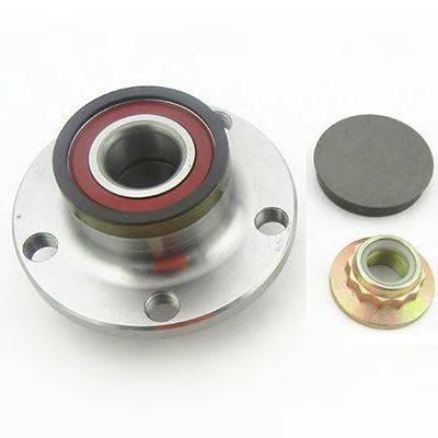 FISPA 460022 Комплект подшипника ступицы колеса