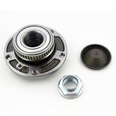 FISPA 460031 Комплект подшипника ступицы колеса