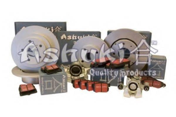 ASHUKI 09900006 Тормозной диск