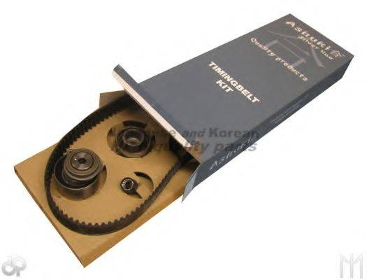 ASHUKI D79001 Комплект ремня ГРМ