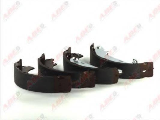 ABE C0G054ABE Комплект тормозных колодок