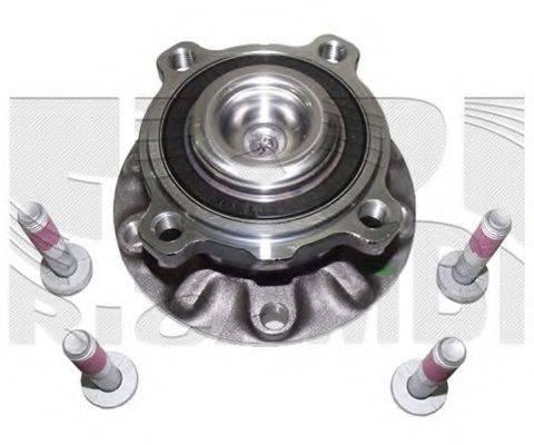 KM INTERNATIONAL RK6722 Комплект подшипника ступицы колеса